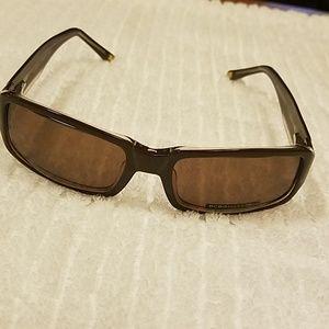 Bcbgmaxazria Spark Brown Sunglasses